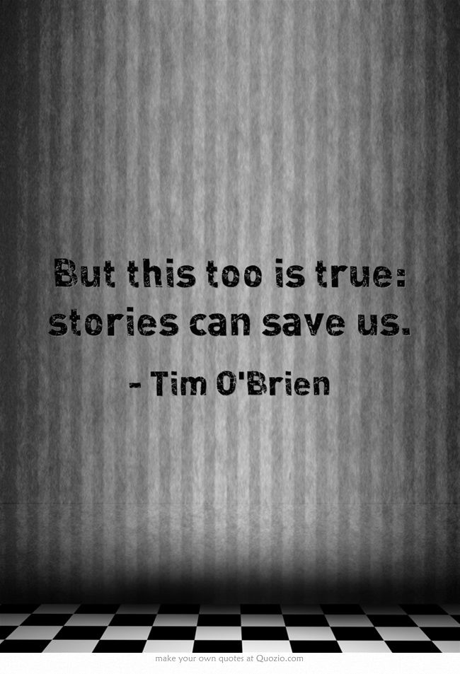 The Things They Carried Quotes The Things They Carried  Literary Quotes  Pinterest  Books