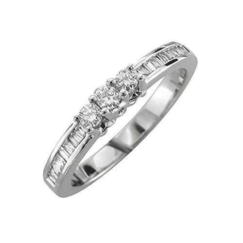 Engagement Rings Simple   Diamond Engagement Ring 13 carat ctw in 14k White Gold -- Want to know more, click on the image. Note:It is Affiliate Link to Amazon.