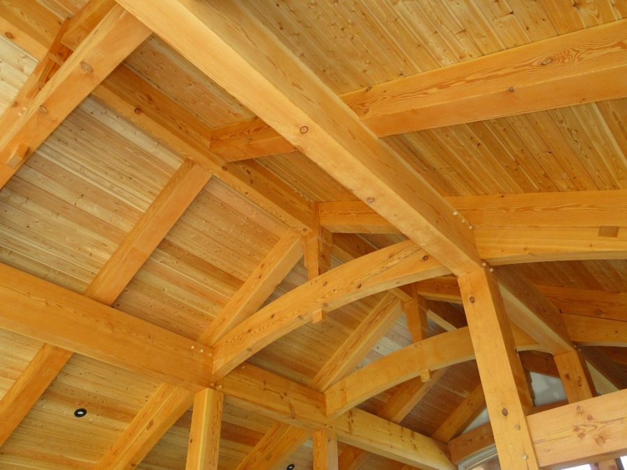 Roof System in 2019 | Timber framing | Roofing systems
