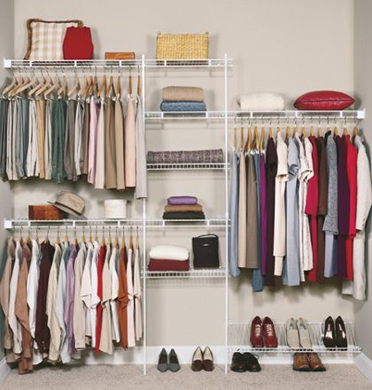 This is what we need in our bedroom closetso we can get rid of our dresser and have more room