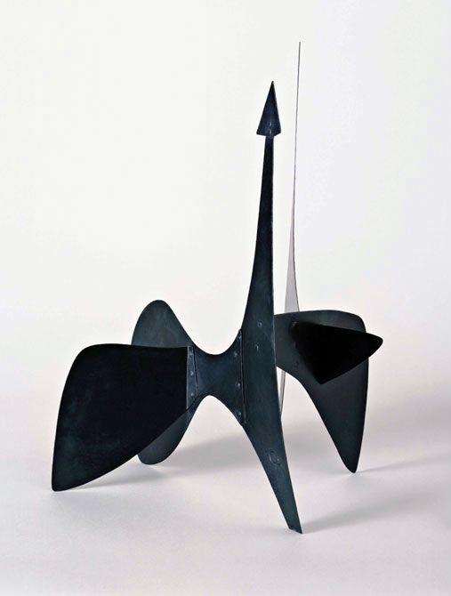 Alexander Calder. 'Teodelapio [maquette II]' 1962