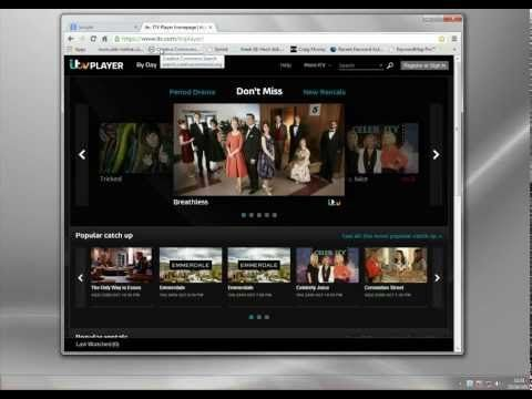 Can T Watch Iplayer With Vpn
