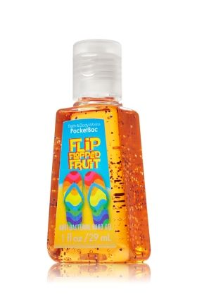 Flip Flopped Fruit Pocketbac Sanitizing Hand Gel Anti Bacterial