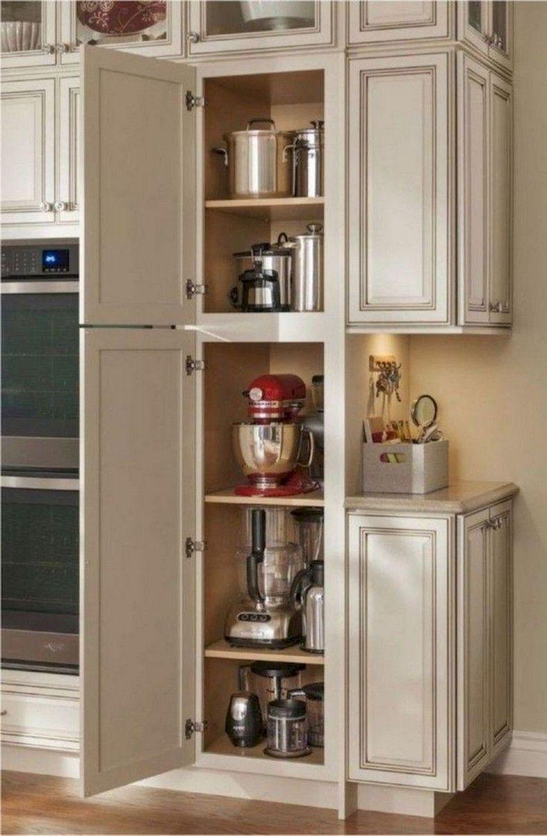 35 diy ideas kitchen cabinet organizers 19 #cabinetorganizers