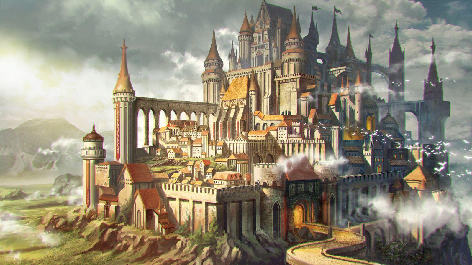 картинки замков королевств греции были рождены