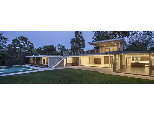 modern architecture los angeles real estate property management