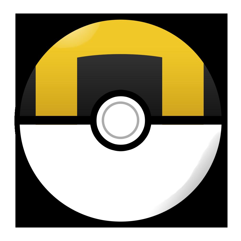 Ultraball Vector By Vongolaleader Deviantart Com On Deviantart Pokemon Party Pokemon Cake Pokemon