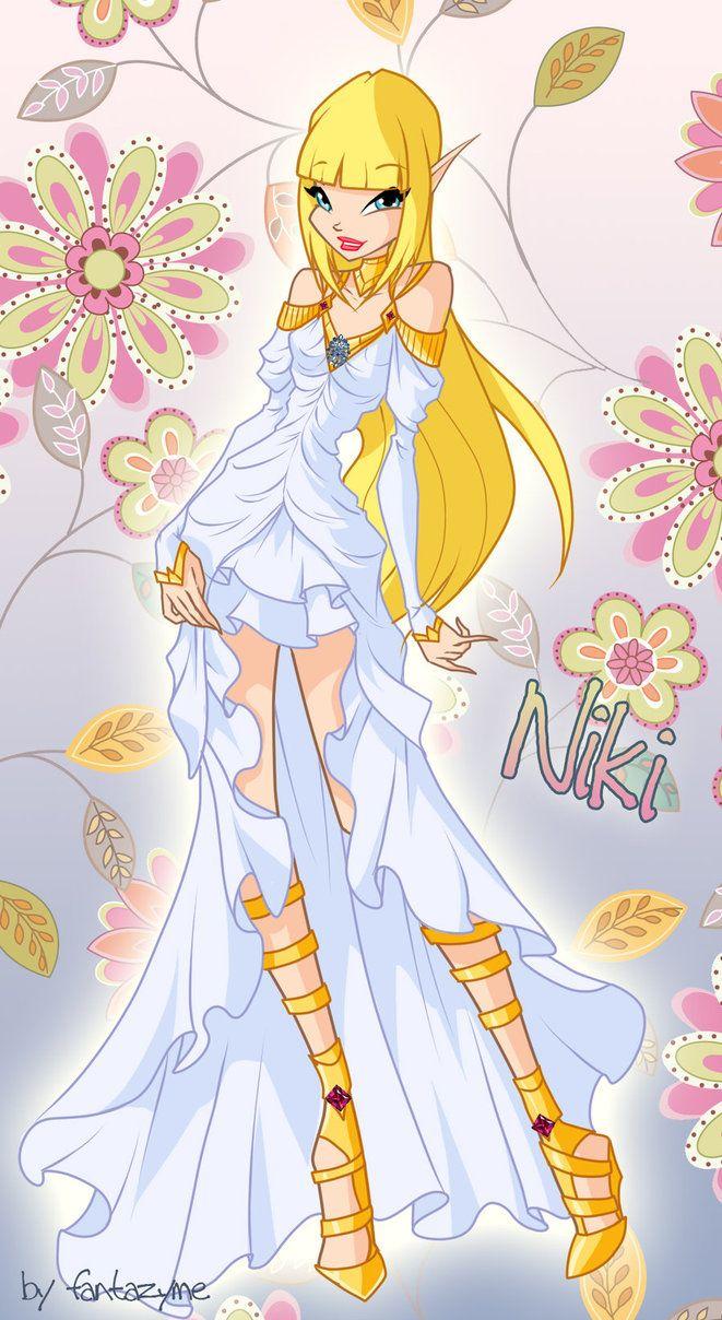 Nikki in Dress by fantazyme on DeviantArt