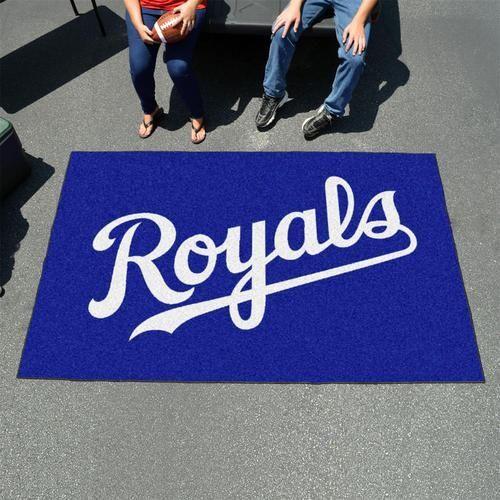 Kansas City Royals 5' x 8' Tailgating Area Rug