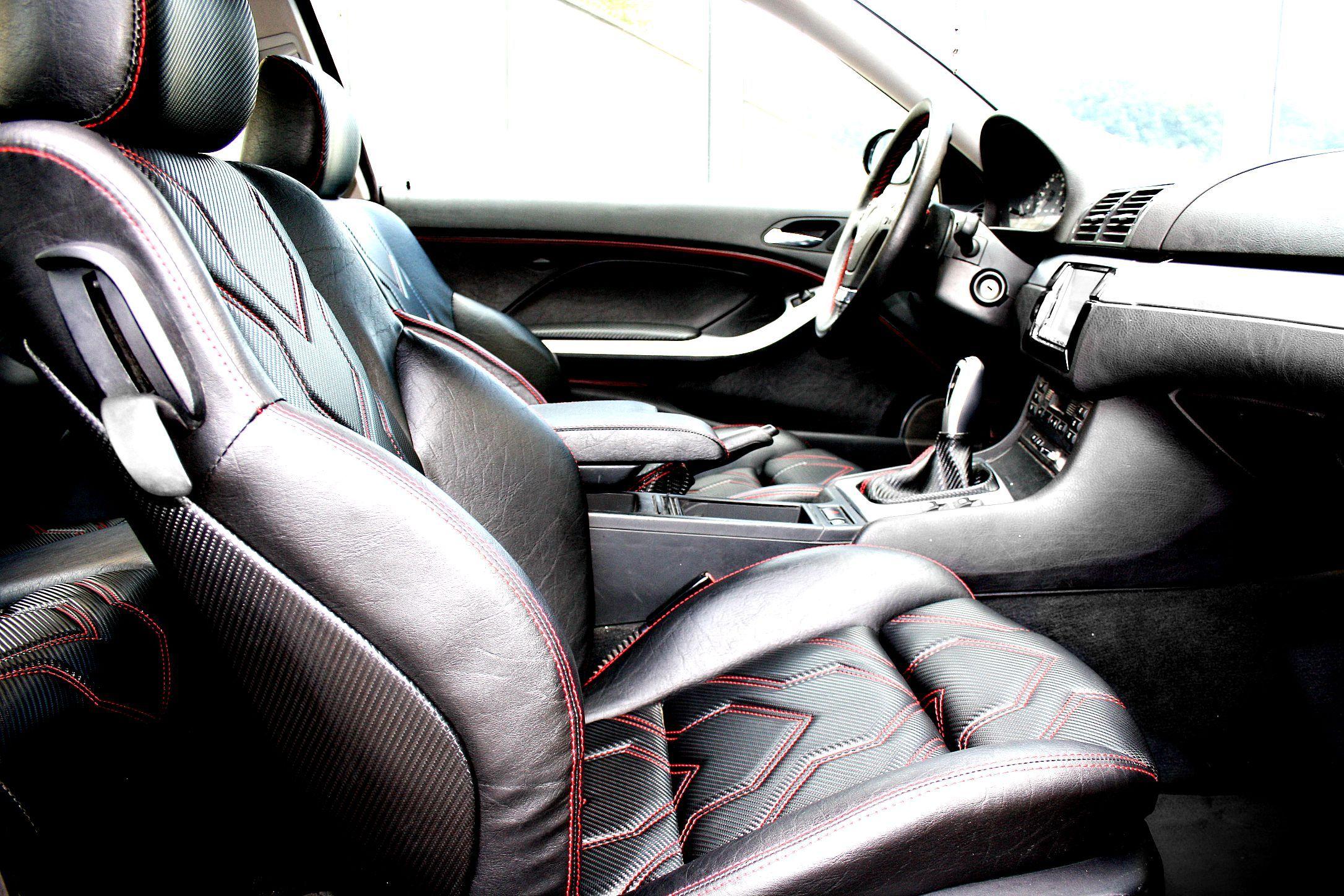 Bmw E46 Coupe Interior And Exterior Modifications By Gevalto E46 Coupe Bmw Bmw E46
