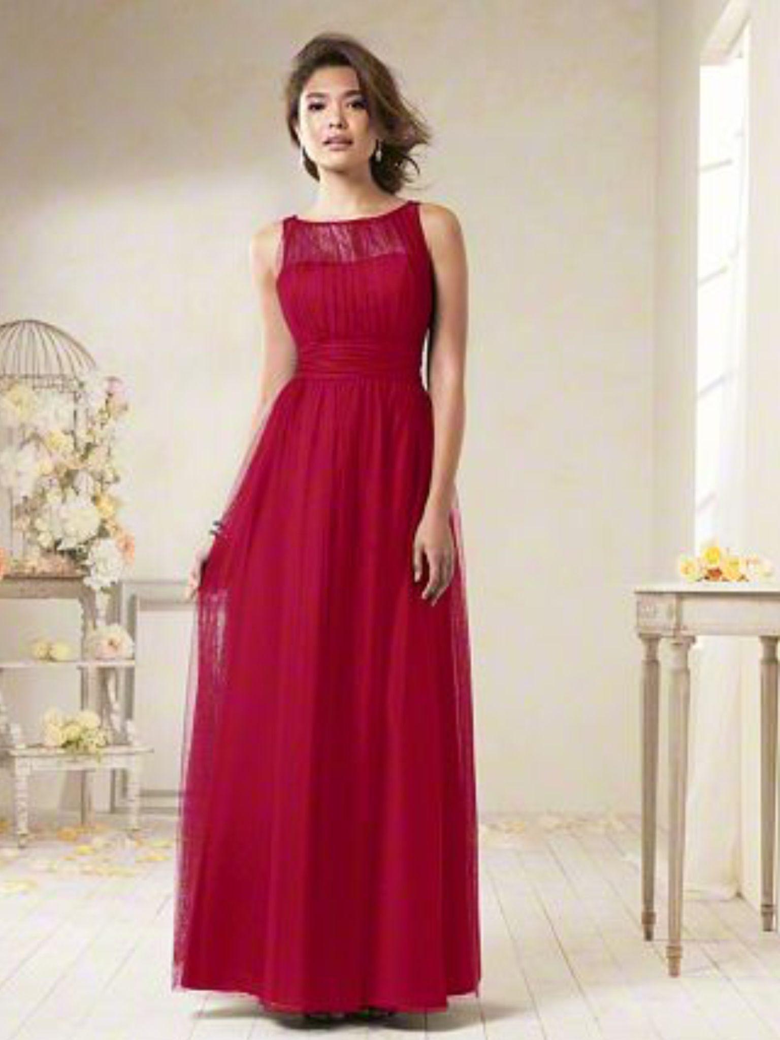 Alfred angelo bridesmaid dress plum deep red and goldenrod alfred angelo bridesmaid dress ombrellifo Gallery