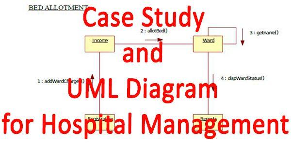 Case study and uml diagram for hospital management codebuz case study and uml diagram for hospital management codebuz ccuart Choice Image