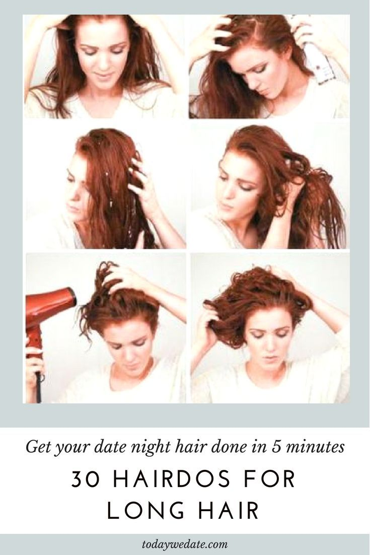 effortless and smoking hot long hairstyles for a perfect date