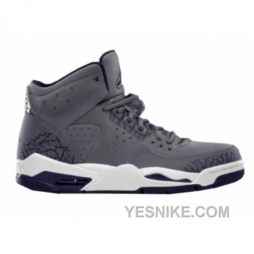 Big Discount 66 OFF Air Jordan Rare Air Cool Grey Ink White 407361002