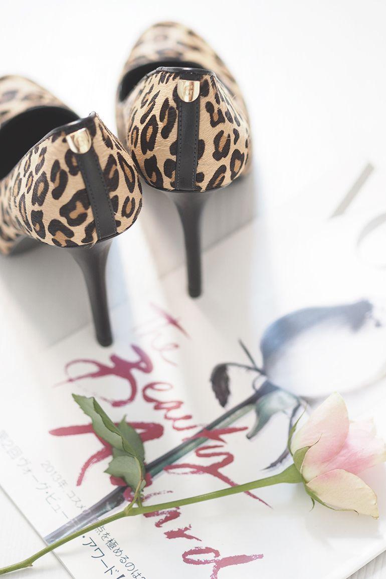Leo shoes ♥ www.monasdailystyle.com