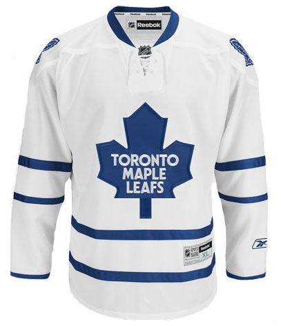 Toronto Maple Leafs Official Away Reebok Premier Replica NHL Hockey Jersey f5afdd7ba