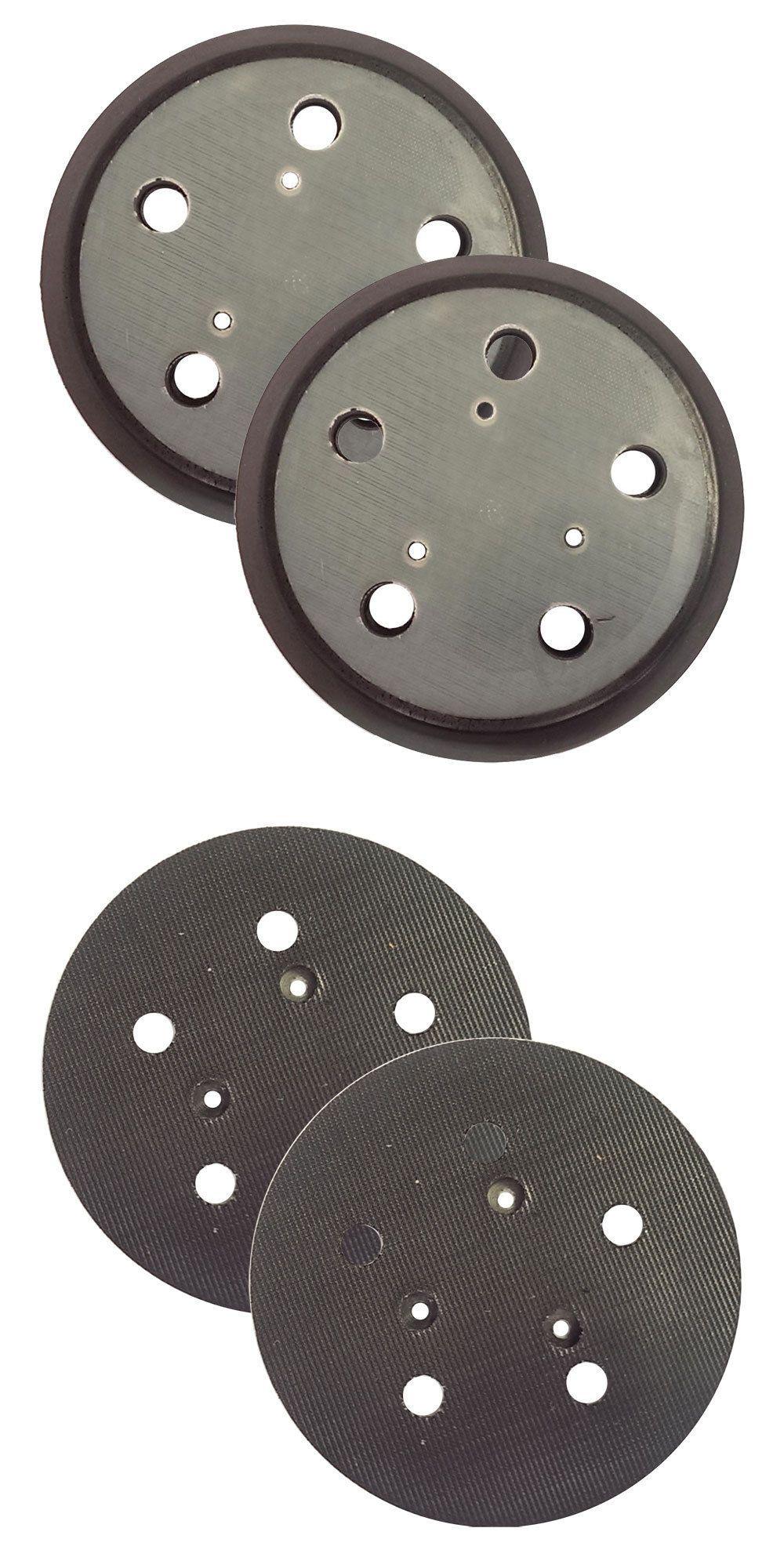 Sander Parts And Accessories 20796 Sander Pad 5 Inch Hook And Loop