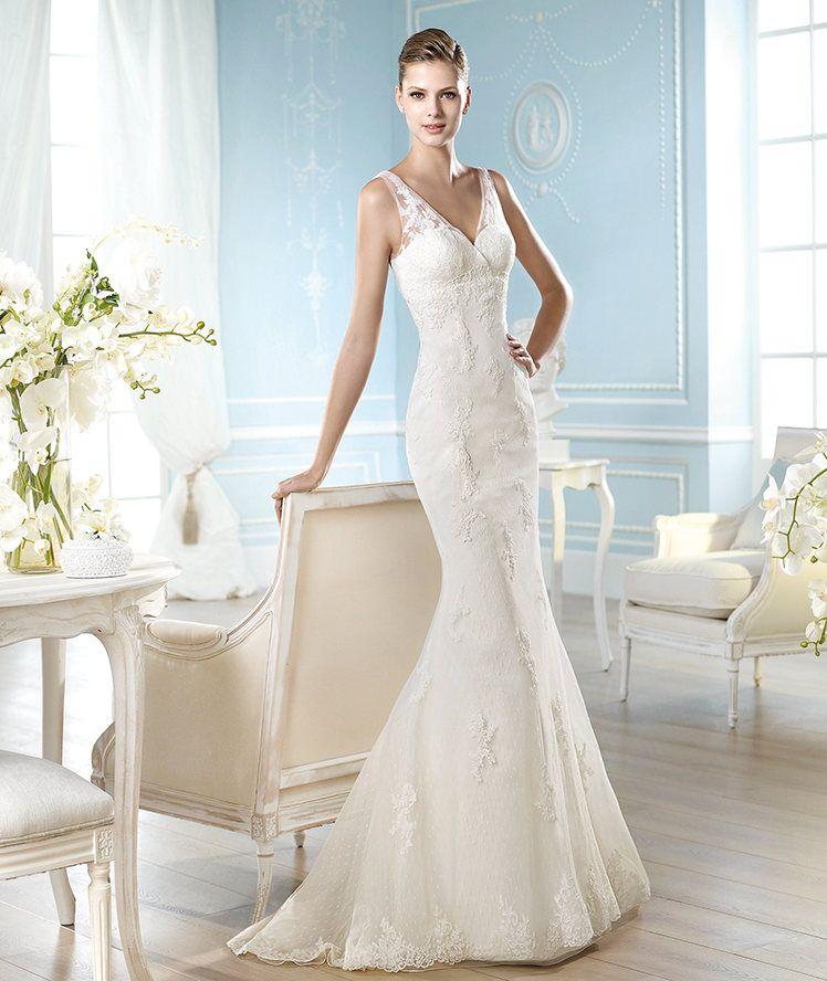 Wedding Gowns Indianapolis: DESIGNER: San Patrick