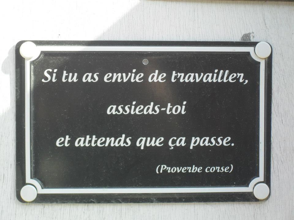 Proverbe Corse Proverbe Corse Dicton Sur La Vie Corse