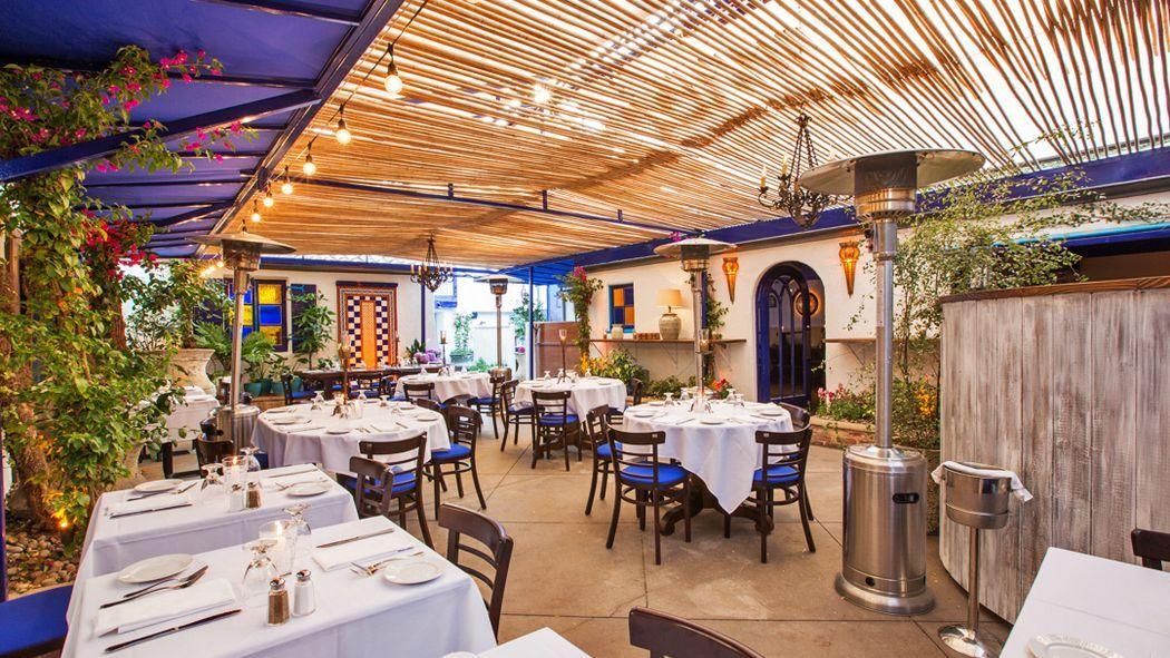 Outdoor Dining Restaurants In Los Angeles: 32 Great Spots   Eater LA