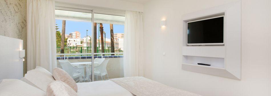 hoteles con mini club en la Playa de Palma