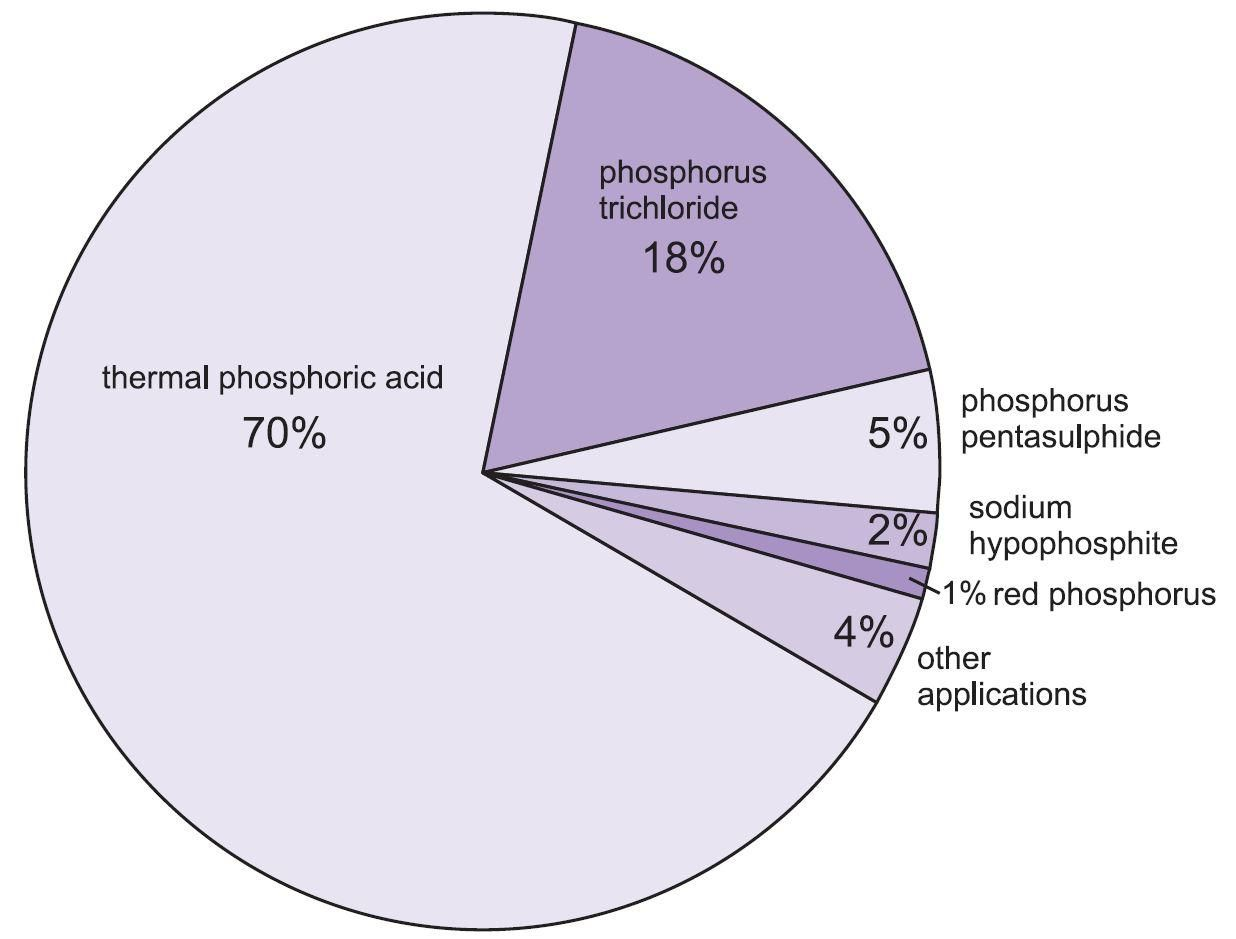 The following pie chart shows the use of phosphorus in the the following pie chart shows the use of phosphorus in the manufacturing of phosphoricacid nvjuhfo Gallery