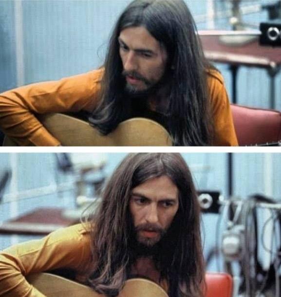 George Harrison, early 1970's