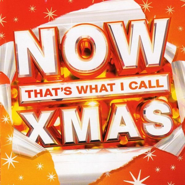Now thats what i call christmas cd list — photo 1