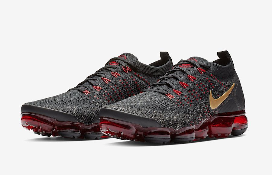 4455c7877321 Nike Air VaporMax 2.0 CNY Chinese New Year BQ7036-001 Release Date ...