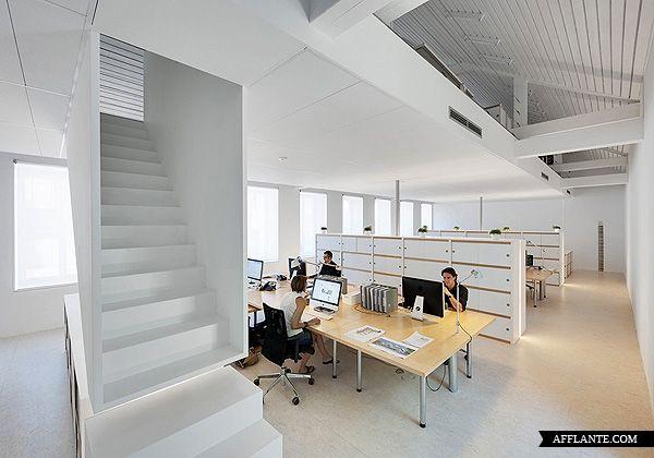 Renovation of the Artau Offices, Malmedy // Artau Architecture | Afflante.com