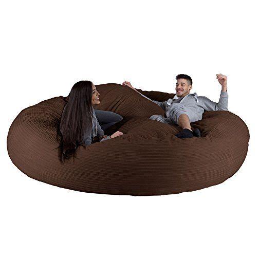 Wondrous Lounge Pug Cord Cloudsac Giant Memory Foam Xxl Bean Uwap Interior Chair Design Uwaporg