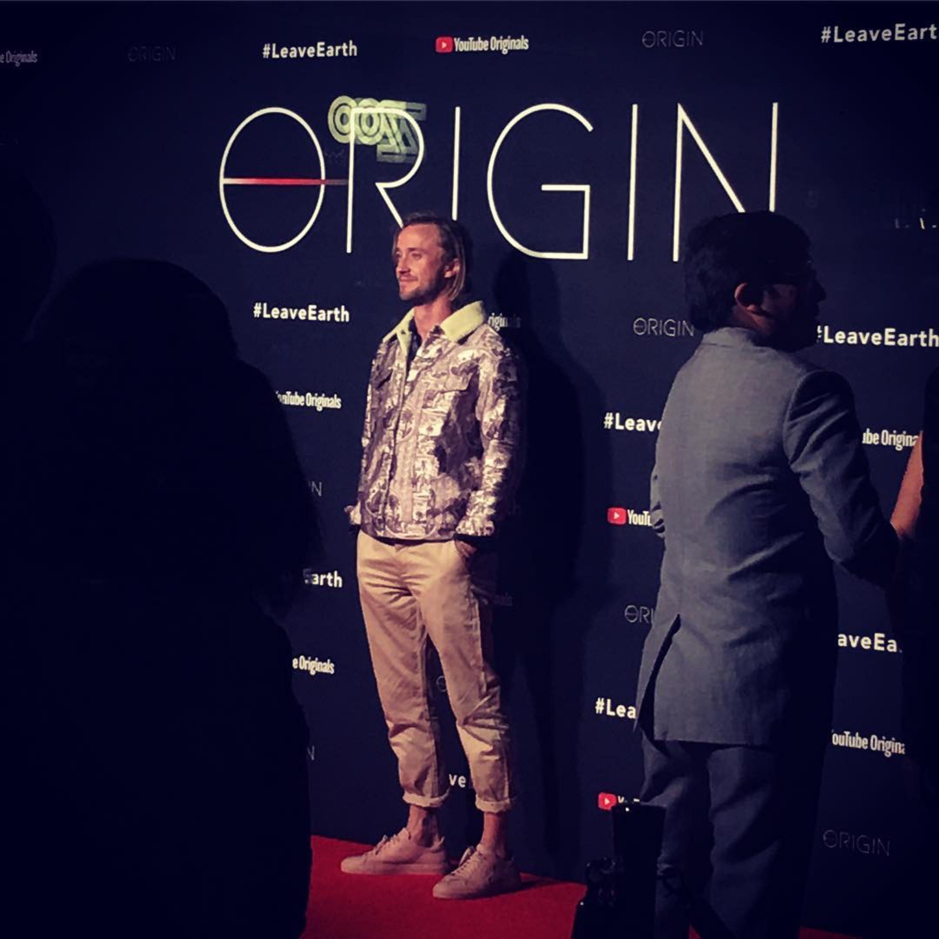 Origin_Series Red Carpet in London November 8 2018
