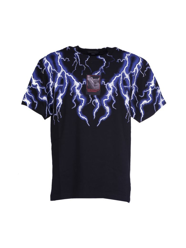 971b3e16f ALEXANDER WANG Lightning Collage T-shirt. #alexanderwang #cloth ...