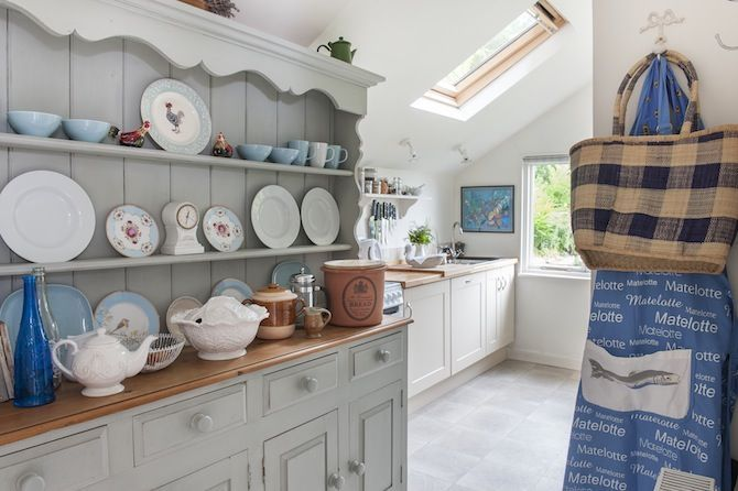Best Farrow And Ball Light Blue Kitchen Modern Country Style 400 x 300