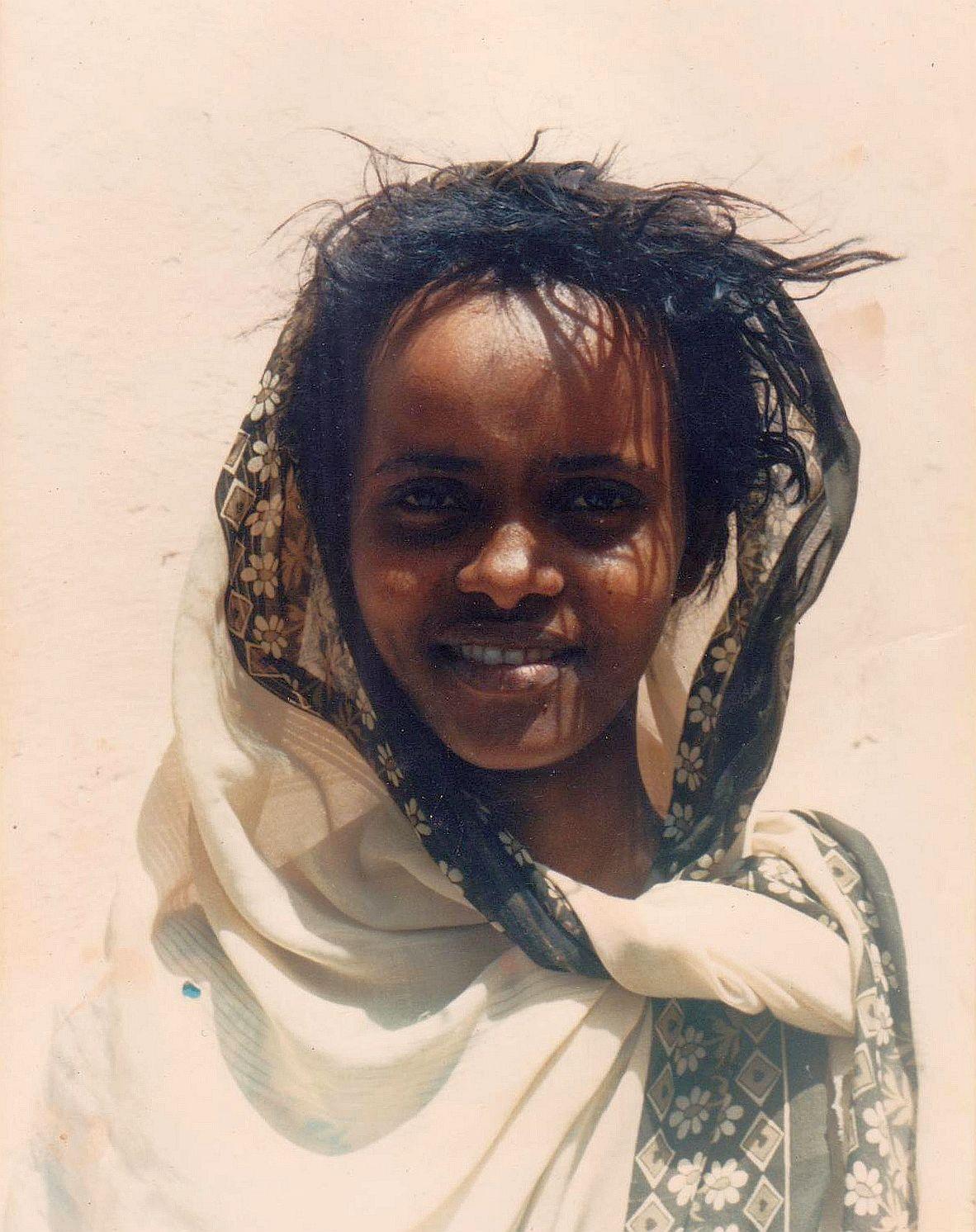 Beautiful Somali People