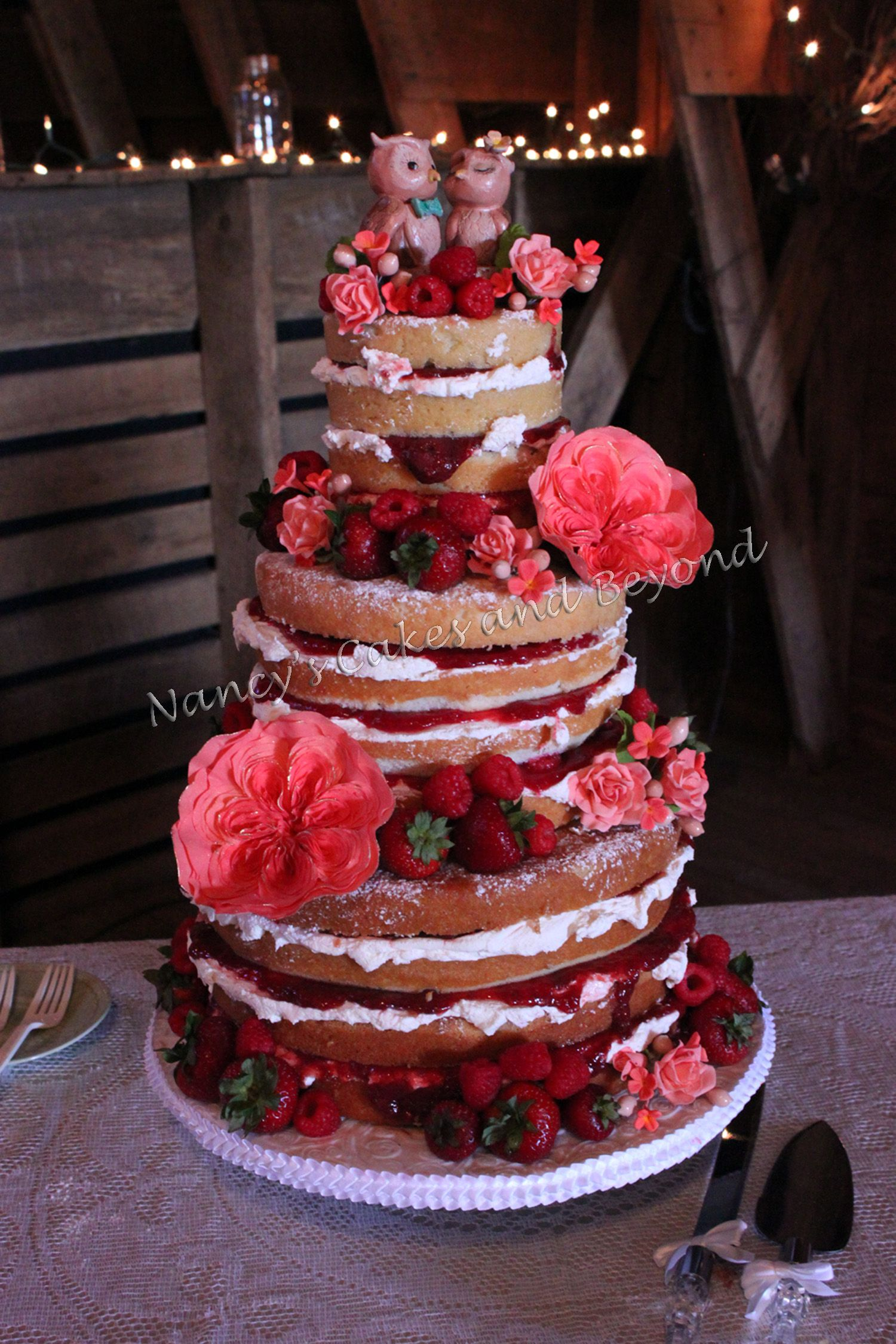 wedding cake with fruit filling cake with sugar cabbage my cake 26898