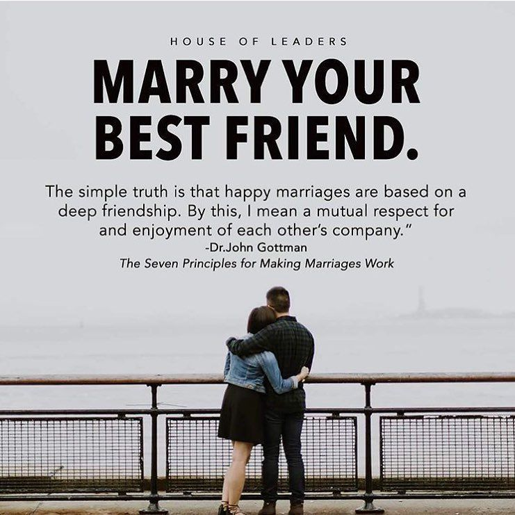 Marry your bestfriend. | Marry your best friend, My best