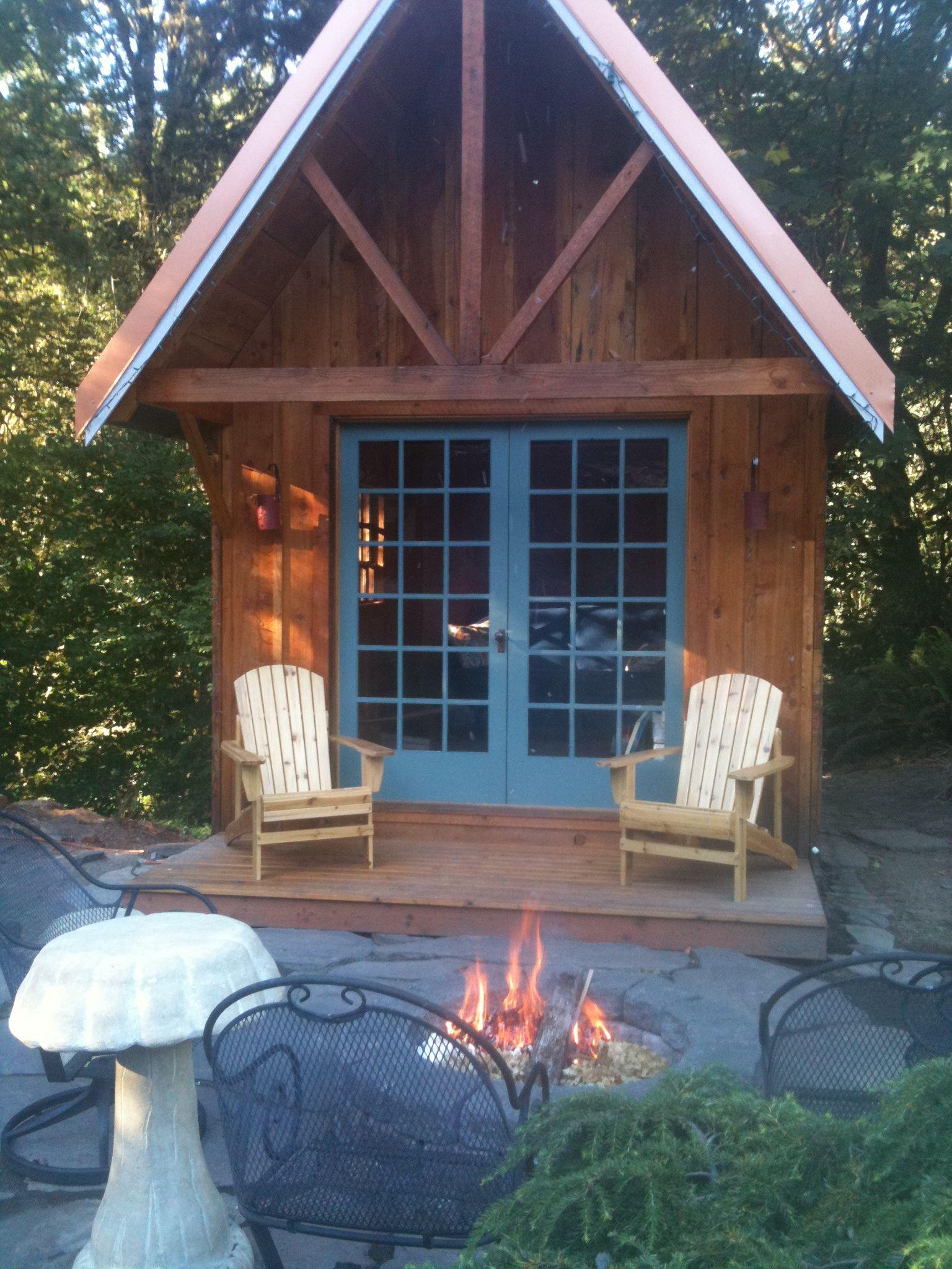 guesthousecabin thestaffordshedcom oregon - Garden Sheds Oregon