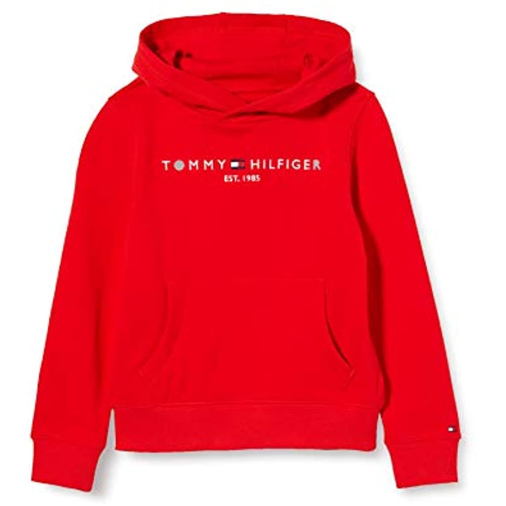Tommy Hilfiger Essential Hoodie Maglione Bambino