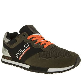 Polo Sport Khaki Slaton Tech Mens Trainers Premium sporty styling arrives in the form of the Polo Sport Slaton Tech. Arriving from Ralph Lauren, this casual trainer features a khaki man-made upper with vibrant orange and metallic silver accent http://www.MightGet.com/january-2017-13/polo-sport-khaki-slaton-tech-mens-trainers.asp