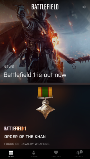 Battlefield™ Companion on the App Store gaming
