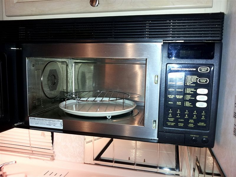 Sharp Convection Oven Microwave With
