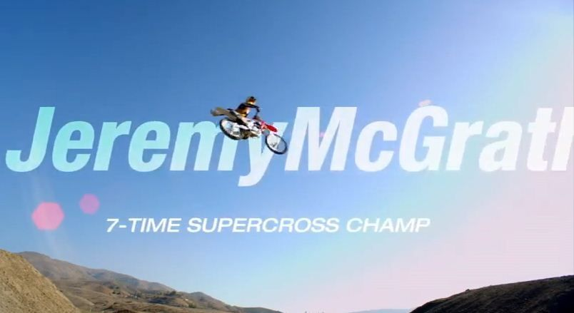 Could two minutes be worth 20,000 dollars? Tell Jeremy McGrath why you deserve a scholarship to Motorcycle Mechanics Institute in 2 minutes or less. Upload it onto to your YouTube Channel and go here http://www.youtube.com/McGrathScholarship to submit it in a private message to enter for your chance to win.  www.mmitech.edu