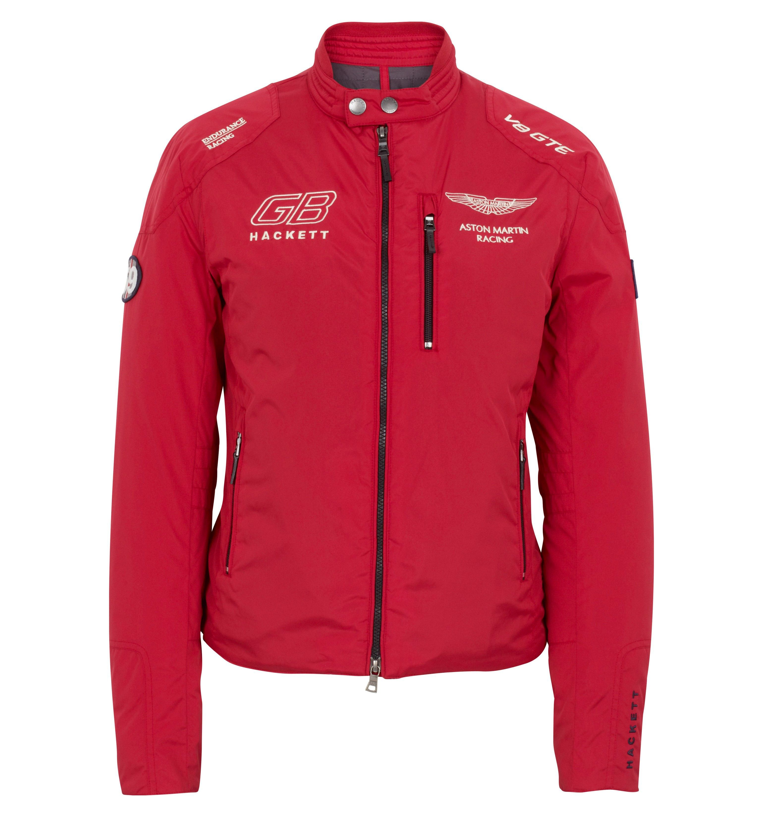 aston martin racing coupe jacket hackett outerwear. Black Bedroom Furniture Sets. Home Design Ideas