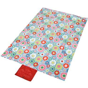 Oilcloth Picnic Blanket Sewing