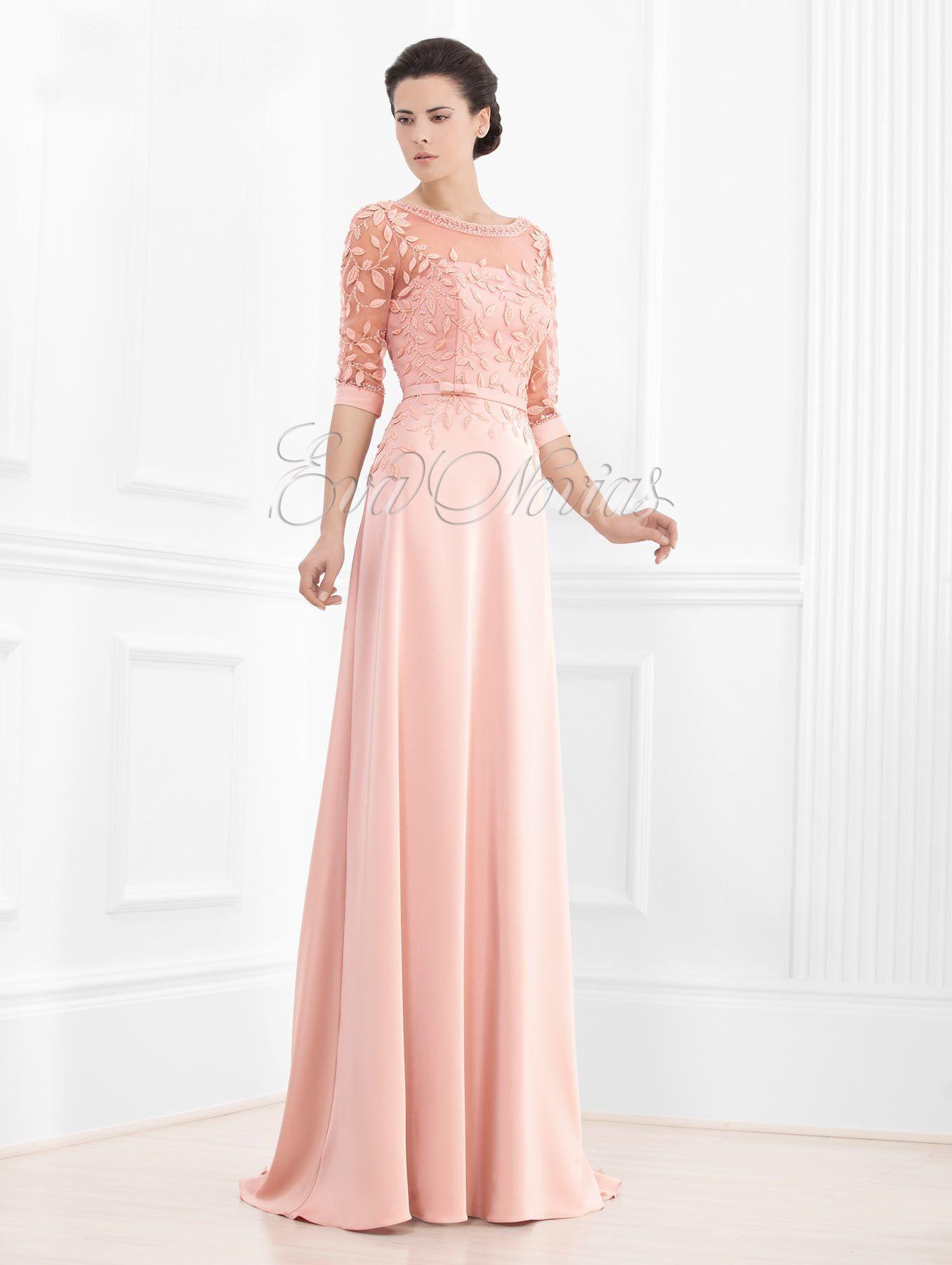 Vestido de fiesta #FranRivera modelo FRC518 en Madrid. #dress ...
