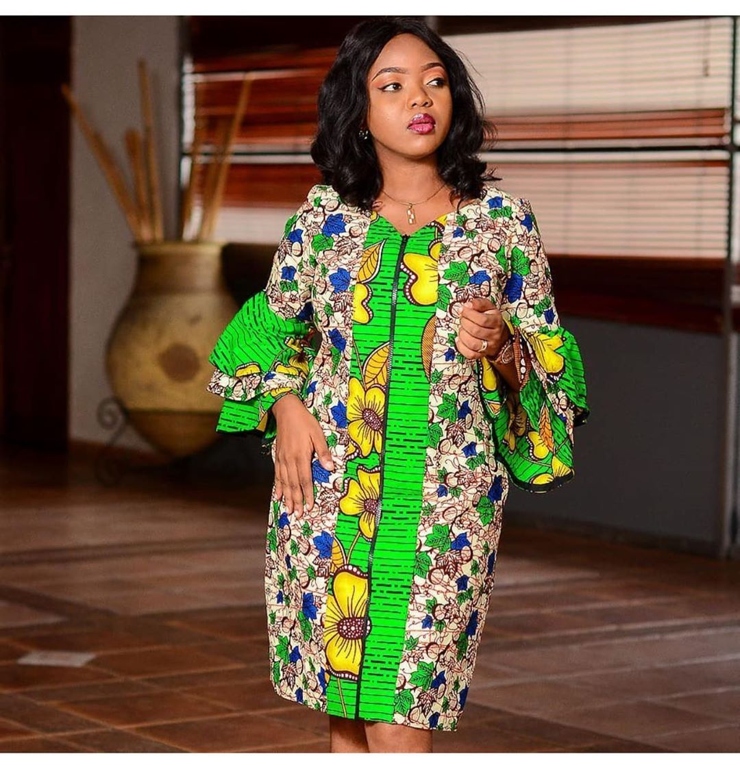 2020 Latest Trending And Classy Ankara Fashion Styles For Wedding 100 Beautiful And Classy Styles To Check Out In 2020 Short African Dresses Latest African Fashion Dresses African Wear Dresses
