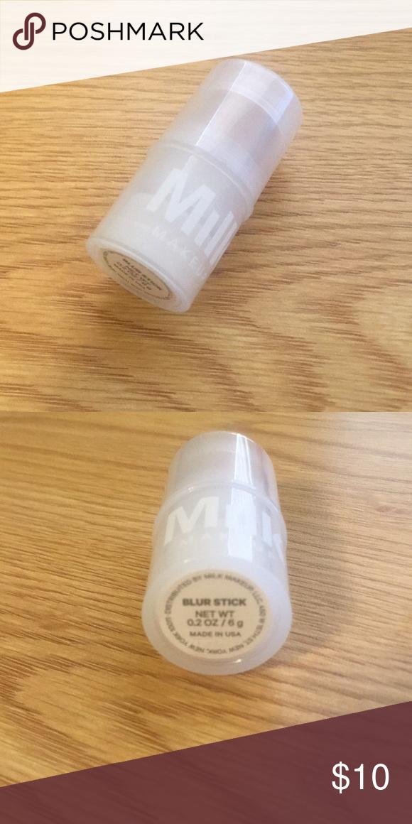 Mini Milk makeup Blur Stick Have used very lightly. Milk