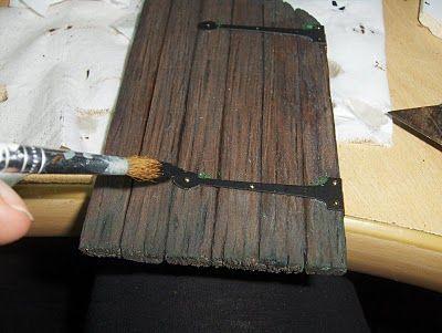 Pour faire des petites portes de maison de Troll   Maison d\'Elf ...