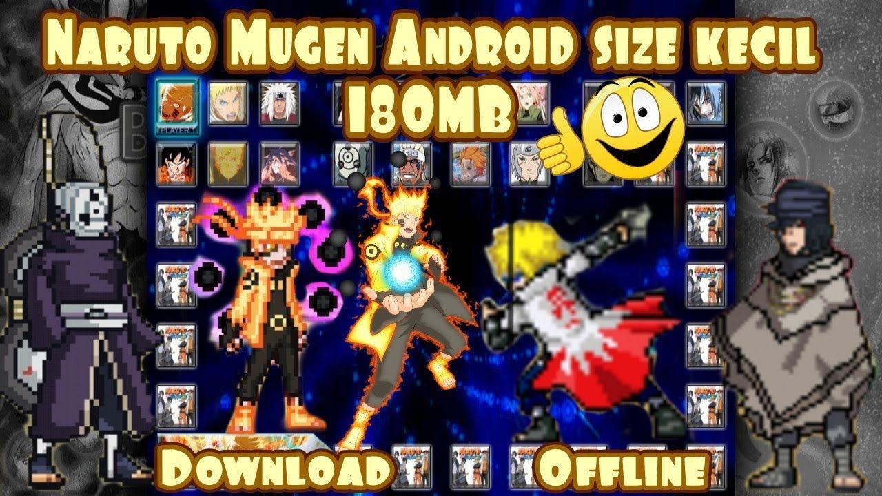 Naruto Shippuden Ultimate Mugen Android Download Naruto Mugen Naruto Ultimate Naruto